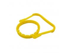 Uchwyt do 5L żółty