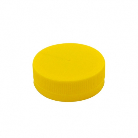 Nakrętka fi 42 żółta