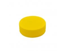 Nakrętka fi 42 żółta 10 SZT